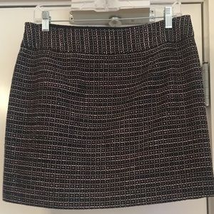! Tweed Skirt Banana Republic 6P